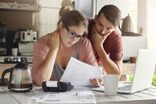 What to do if you can't afford loan payments