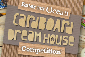 Ocean Lego Dream Home Competition!