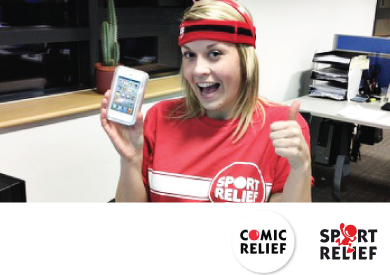 Comic Relief and Sports Relief
